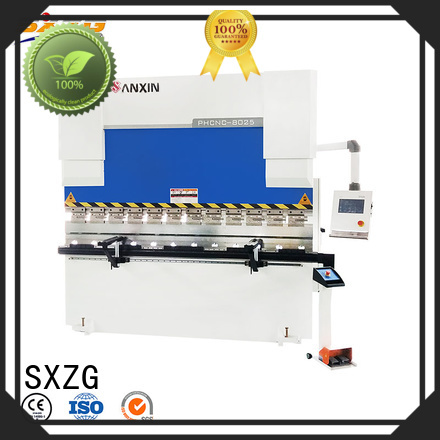SXZG used hydraulic press brake for sale in india suppliers for bending metal