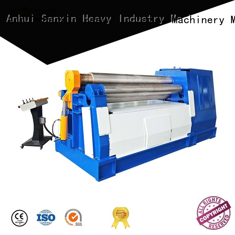 SXZG New how to use rolling machine suppliers for metal plate rolling