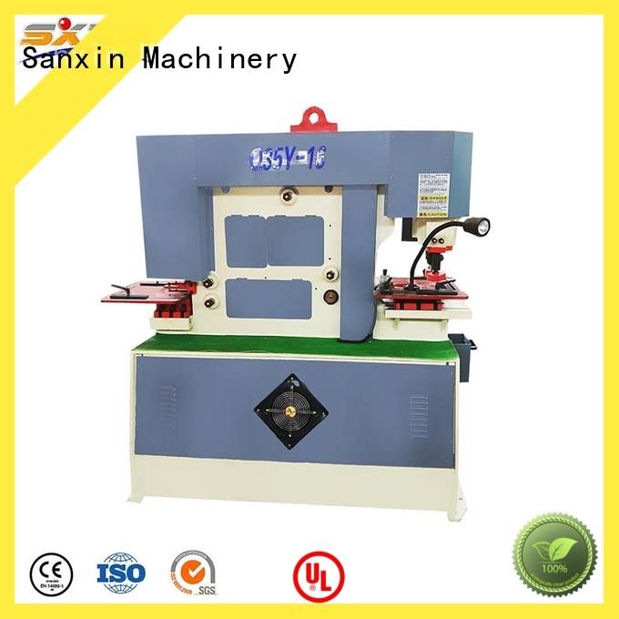 SXZG New press machine manufacturer factory for bending a metal plate