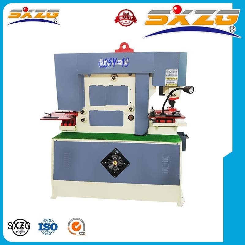 Latest hydraulic power press machine factory for bending metal