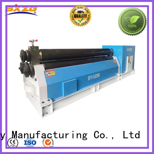 SXZG Best roller price company for sheet metal rolling