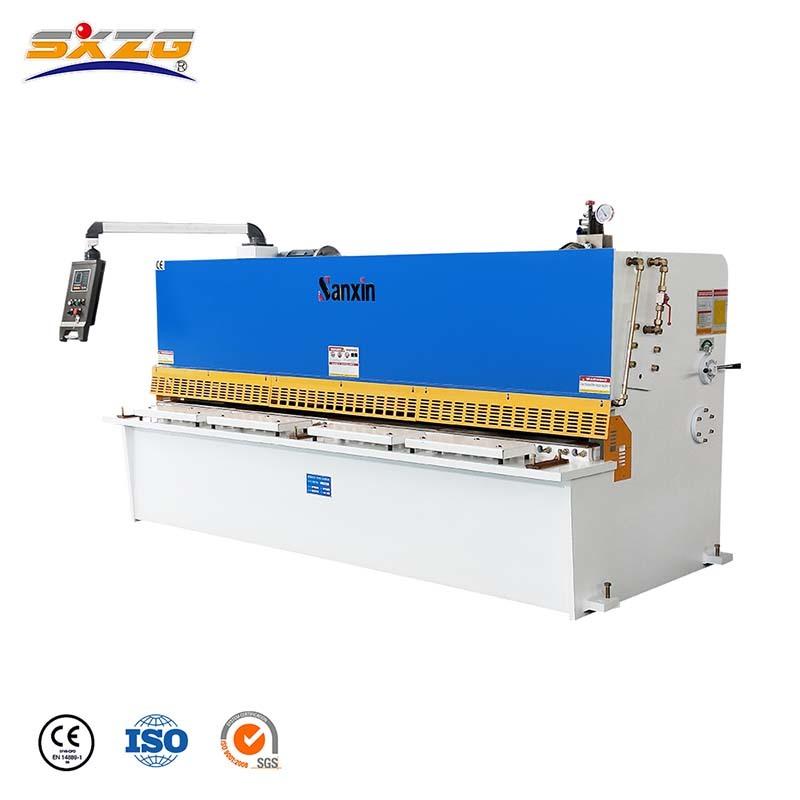 Sheet Metal Shearing Machine QC12K-10x3200