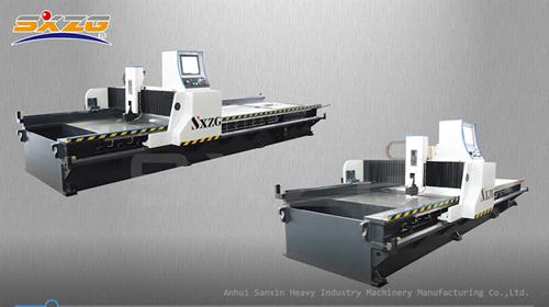 CNC Plate V Grooving Machine