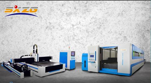 CNC Metal Sheet Fiber Laser Cutting Machine