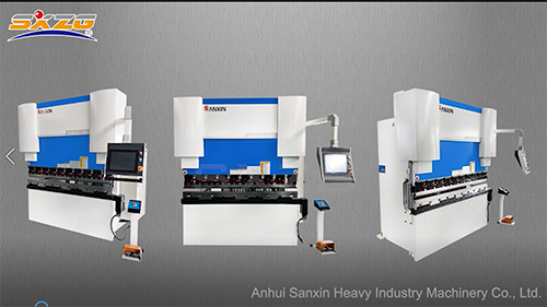 Full Electric CNC Press Brake Machine