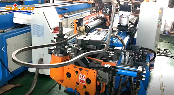 Automatic CNC 1.5Inch Pipe Tube Bending Machine for Chair