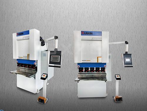 Single Cylinder Fast Electro-Hydraulic Small CNC Press Brake