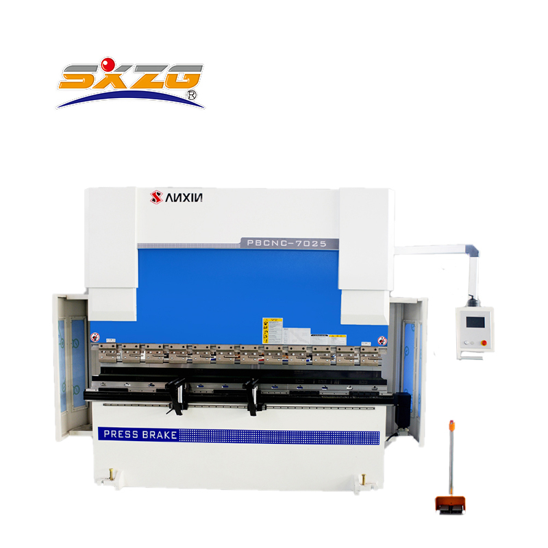 PBCNC-70T/2500MM CNC Hydraulic Press Brake with CT8 System