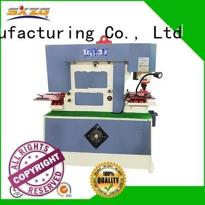 SXZG press machine design factory for bending a metal sheet
