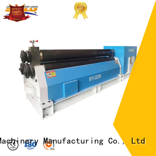 SXZG High-quality zig zag rolling machine manufacturers for metal plate rolling