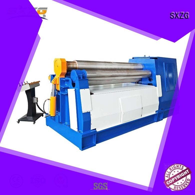 SXZG Wholesale top rolling machine supply for metal plate rolling
