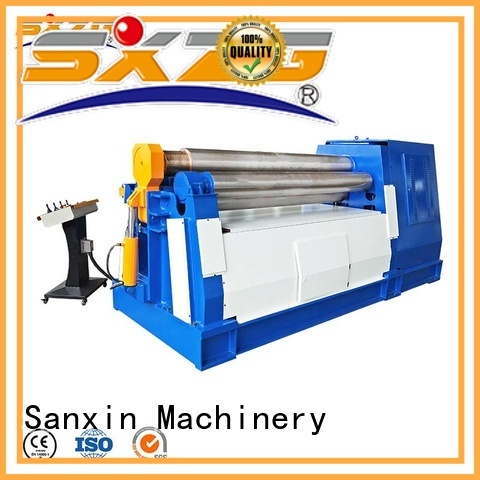 Best roll up machine suppliers for sheet metal rolling