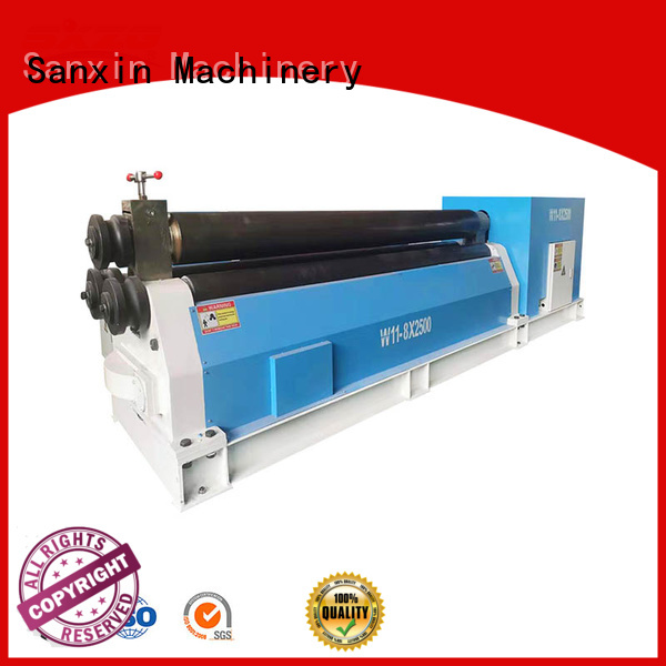 SXZG Latest raw rolling machine supply for metal plate rolling