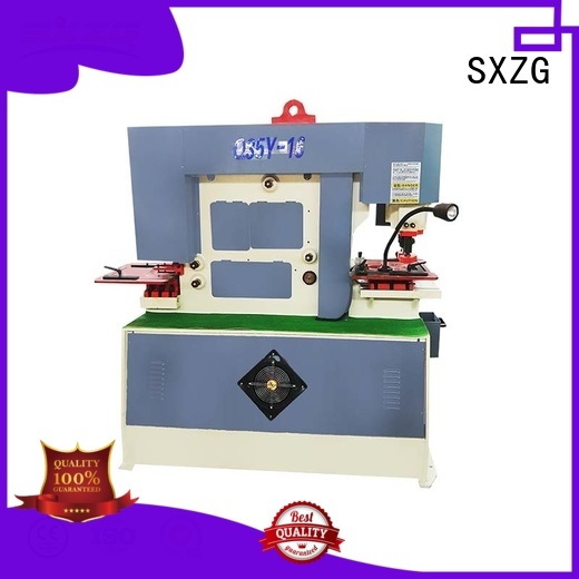 SXZG auto press machine manufacturers for bending a metal plate