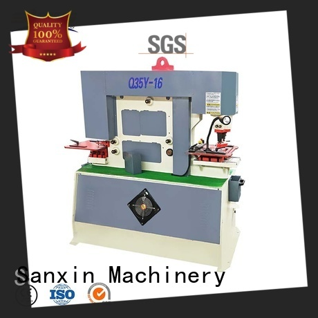 SXZG Best toggle press machine factory for bending a metal plate