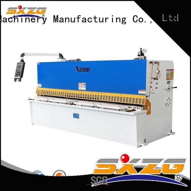 Custom shearing machine malaysia supply for cutting the sheet metal