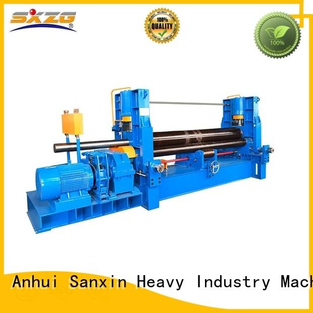 SXZG New rolling machine joint factory for Sheet Metal industry