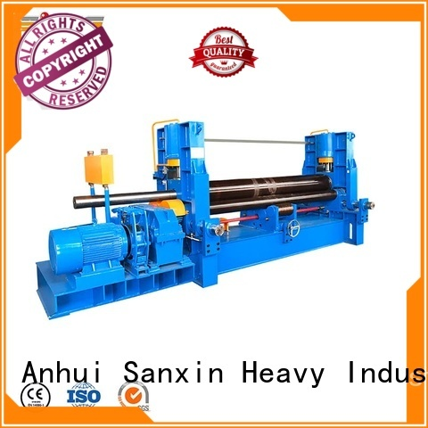 SXZG raw rolling machine suppliers for Sheet Metal industry