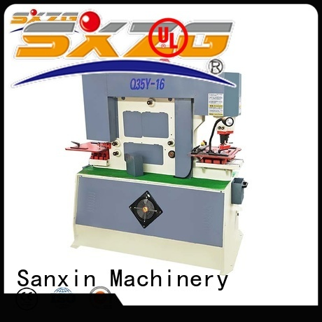 SXZG automatic heat press machine for business for bending a metal plate