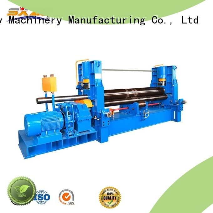 SXZG best joint roller machine manufacturers for sheet metal rolling