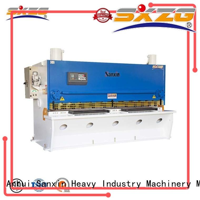 Custom sheet bending machine factory for cutting metal into sheets