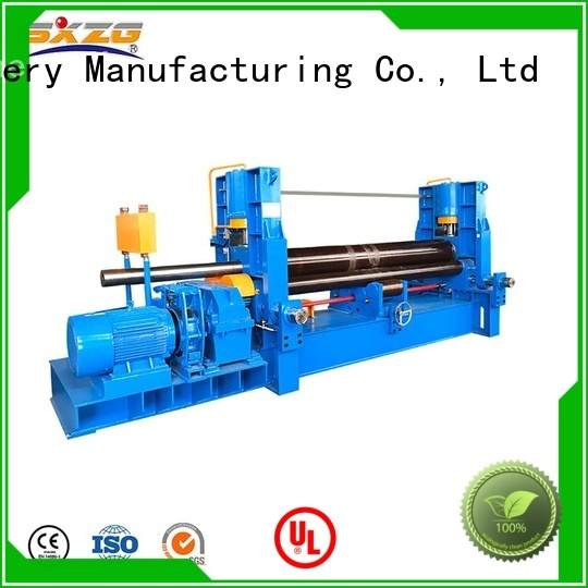 SXZG rolling machine raw for business for sheet metal rolling