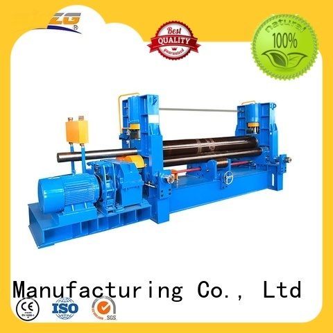 SXZG raw roller machine manufacturers for metal plate rolling