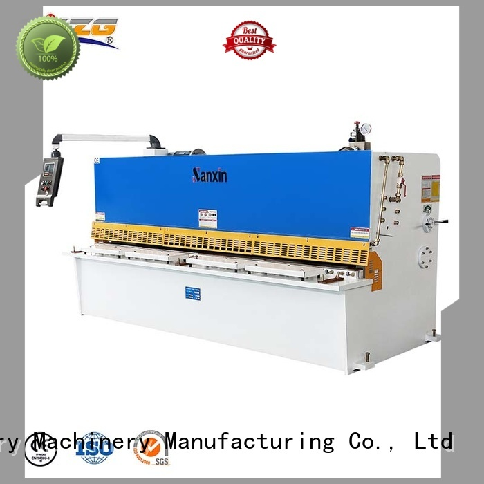 Best qc12y shearing machine supply for cutting the sheet metal