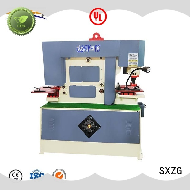 SXZG vinyl machine and heat press company for bending metal