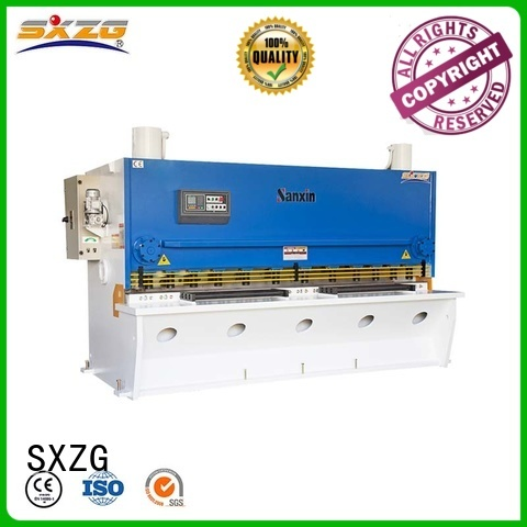 SXZG Wholesale best sheep shearing machine supply for cutting metal into sheets