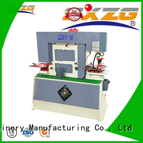 SXZG Best cheap hot press machine suppliers for bending a metal sheet
