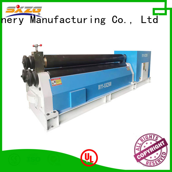 SXZG Top rolling equipment for business for metal plate rolling