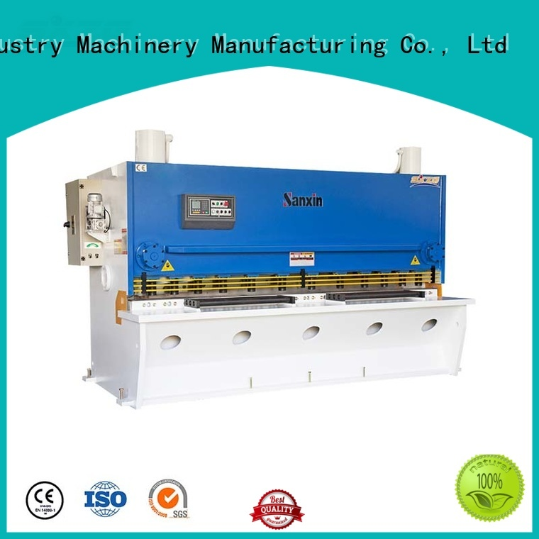 SXZG hand shearing machine price company for cutting the sheet metal
