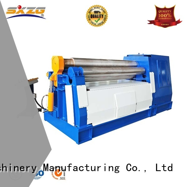 SXZG Best roller price for business for sheet metal rolling