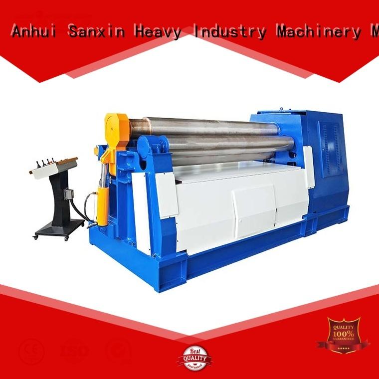 SXZG raw roller machine factory for sheet metal rolling