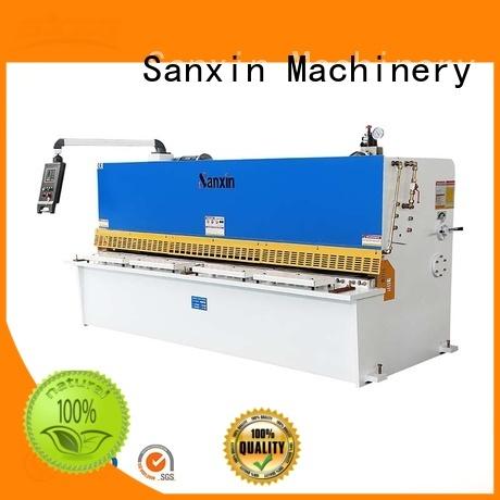 SXZG hydraulic metal shear for sale supply for cutting of alloys