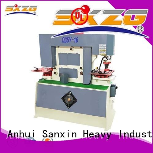SXZG Best 7 in 1 heat press machine factory for bending a metal sheet