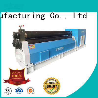 SXZG roll up machine manufacturers for metal plate rolling