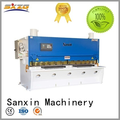 SXZG wire bending machine company for cutting of alloys