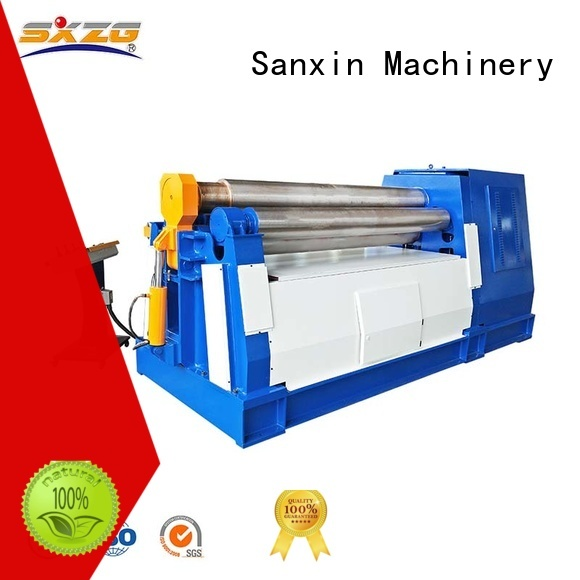 SXZG best electric cigarette rolling machine manufacturers for sheet metal rolling