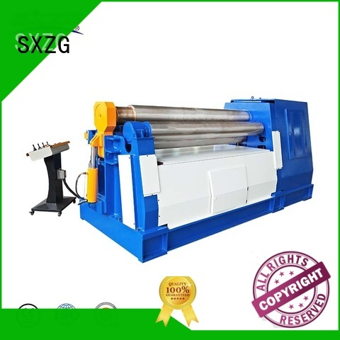 SXZG raw rolling machine factory for Sheet Metal industry