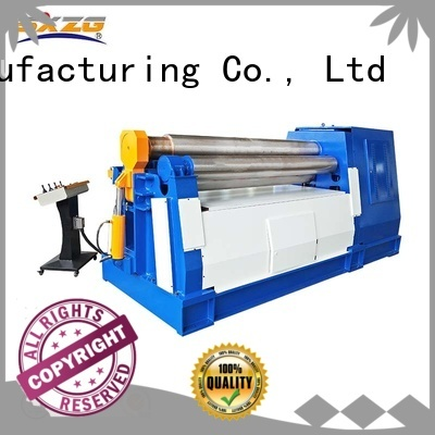 SXZG rolling machines company for sheet metal rolling
